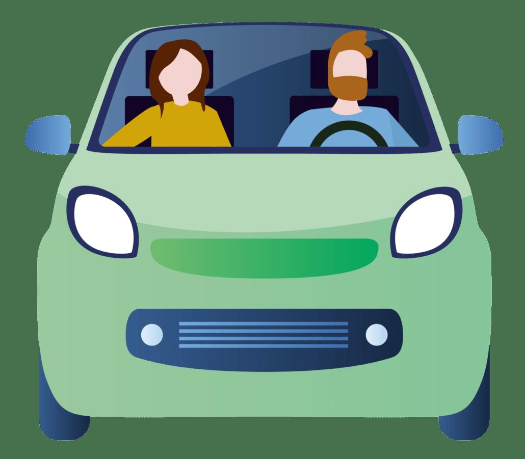 M'Covoit - Lignes+ : pas de contraintes pour les conducteurs